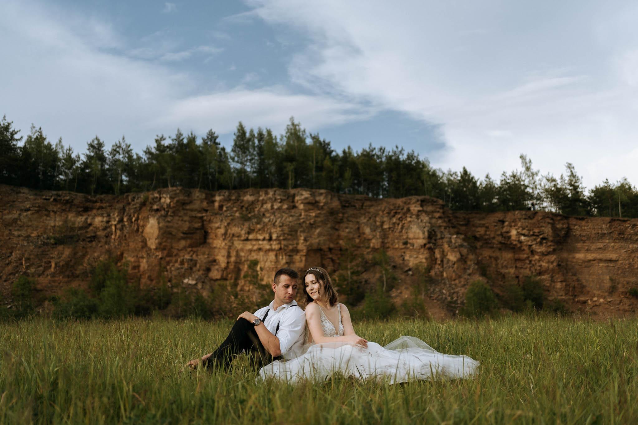 Sesja zdjęciowa w Parku Gródek | Zdjęcia ślubne w Parku Gródek